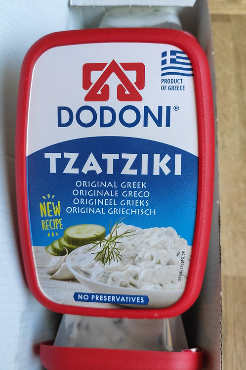 Salsa Tzatziki DODONI 200gr