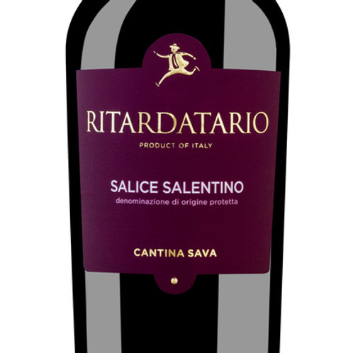 CANTINA SAVA - Salice Salentino DOCG RITARDATARIO