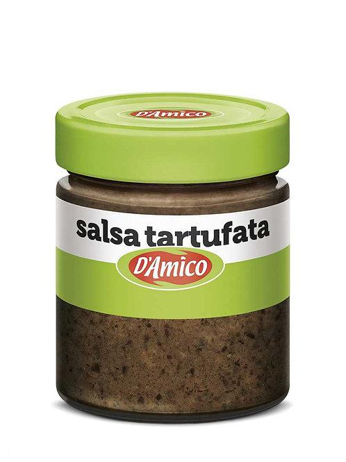 Salsa Tartufata 130gr D'AMICO