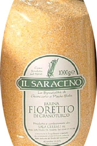 Farina Fioretto fine di Mais 500gr