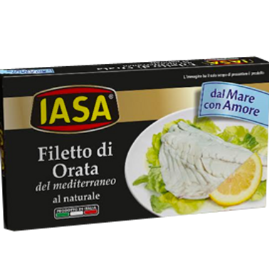 Pesce Pronto IASA (varie tipologie)