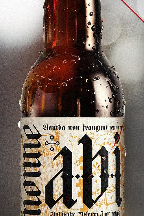 LES Brasseurs Savoyards birre Bio 33cl
