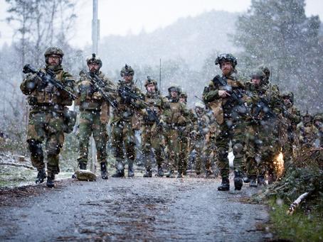 Ny forsvarsavtale Norge - USA