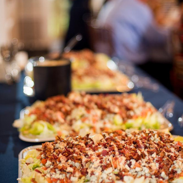 On the Fly Wedge Salad