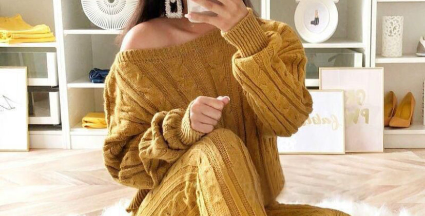 Sweater Jogger Set
