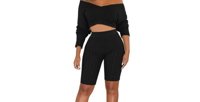 Sweater Two Piece Set