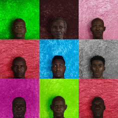 MEN WITH COLOR