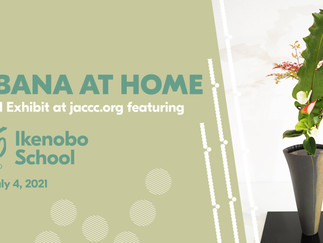 Ikebana at Home