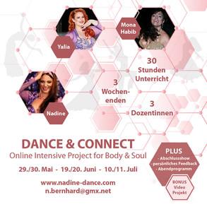 Orientalischer Tanz Projekt - Dance & Connect