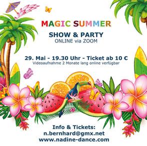 Online Show - Magic Summer
