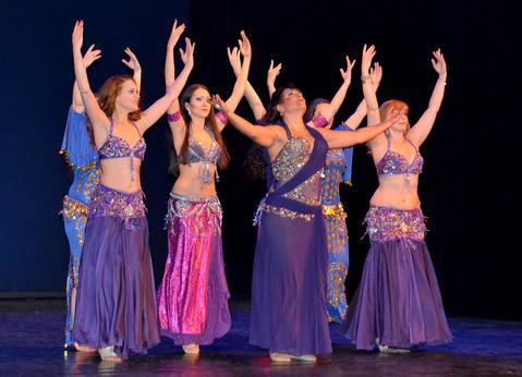 Orientalischer Tanz / Bauchtanz