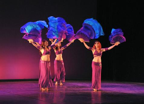 Orientalischer Tanz