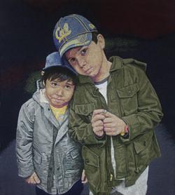 JP and Zeke