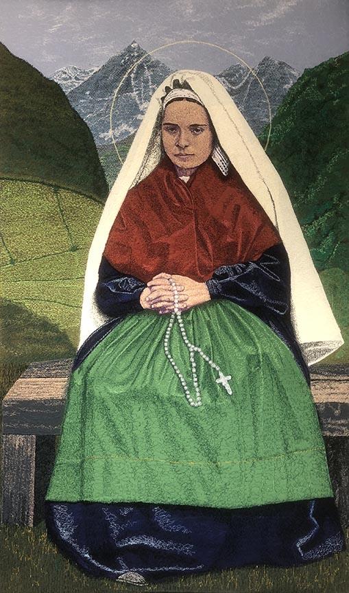 St. Bernadette Soubirous