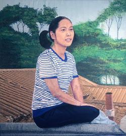 Lai Hung, China, 1972