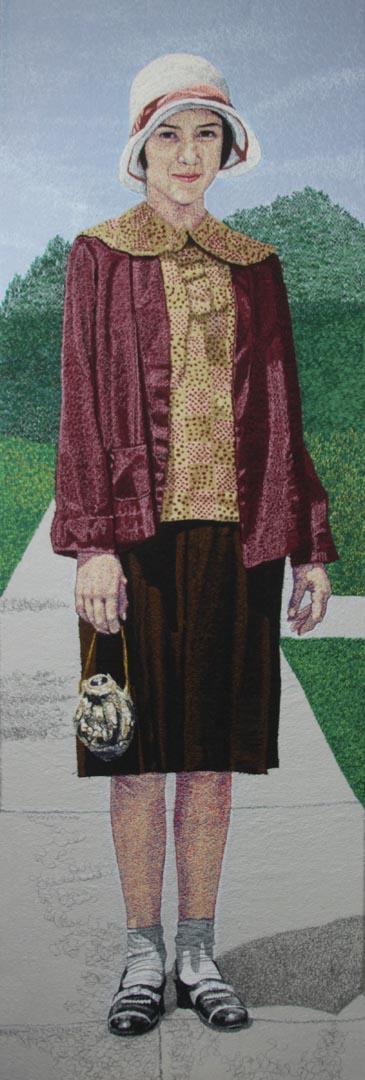 Bernice Lee, Palo Alto, 1931