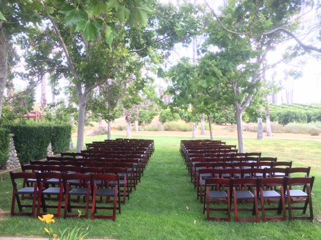 Wedding Ceremony at Citrus Park