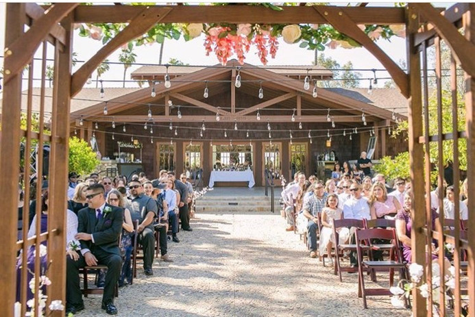 Citrus Park Wedding Venue - Riverside, CA