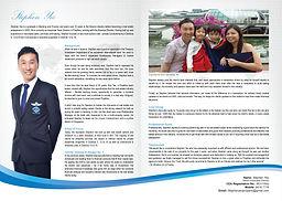 Stephen yeo property agent