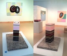 install view WCU Art Museum