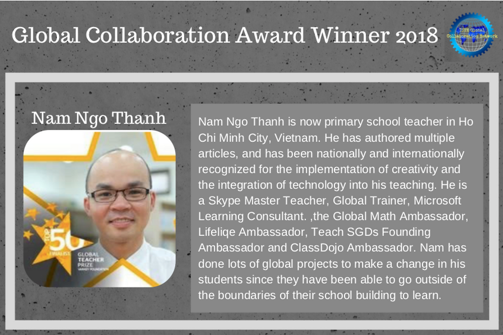 Nam Ngo Thanh is joining #ECGlobal Game Changers team this July