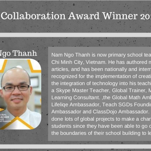 Nam Ngo Thanh is the Game Changer