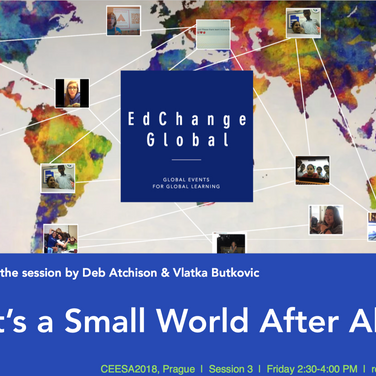 EdChange participated at CEESA conference in Prague 2018