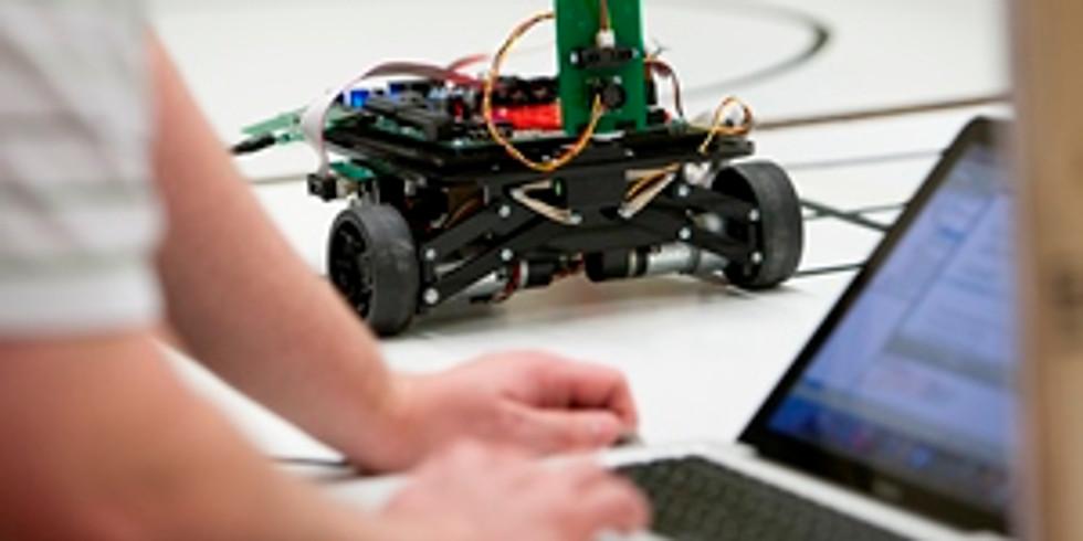 Robotika: Ogledni sat za nove polaznike