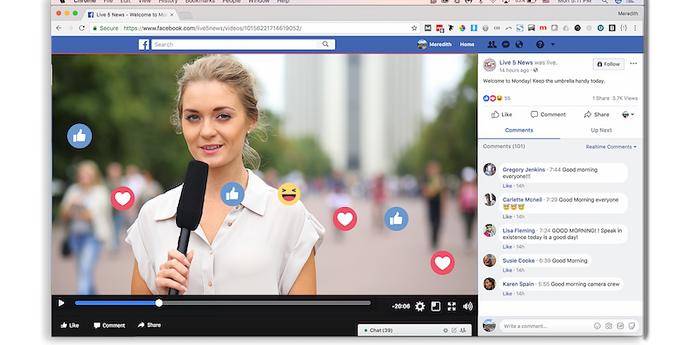 Livestream javljanje prof. Vlatke Butković s #CEESA2019 konferencije