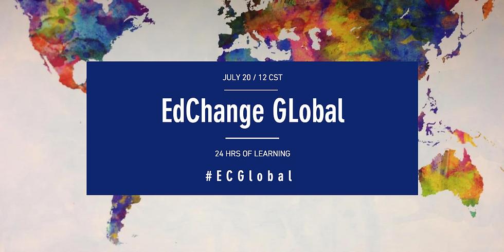 EdChange Global 2018 online Conference