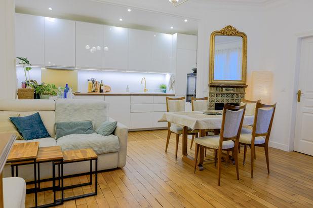 projet photo appartement Paris 13em
