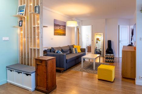 projet photo appartement Paris 12em