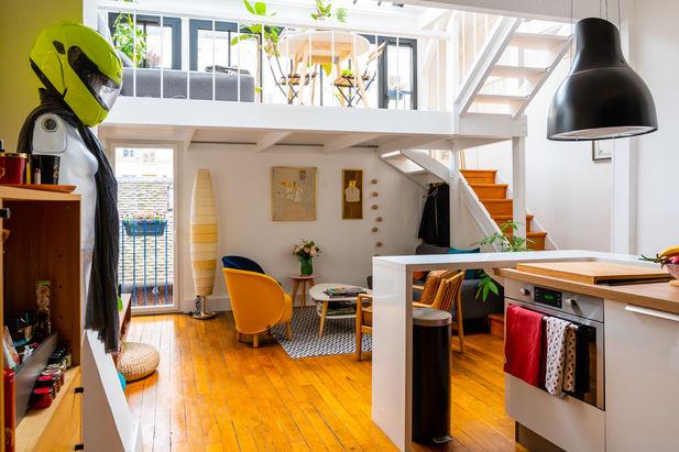 Projet photo appartement Paris 14 em