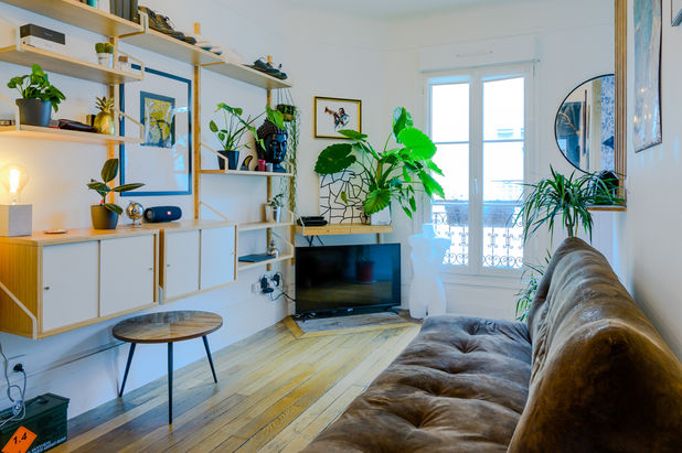 projet photo appartement Paris 11em