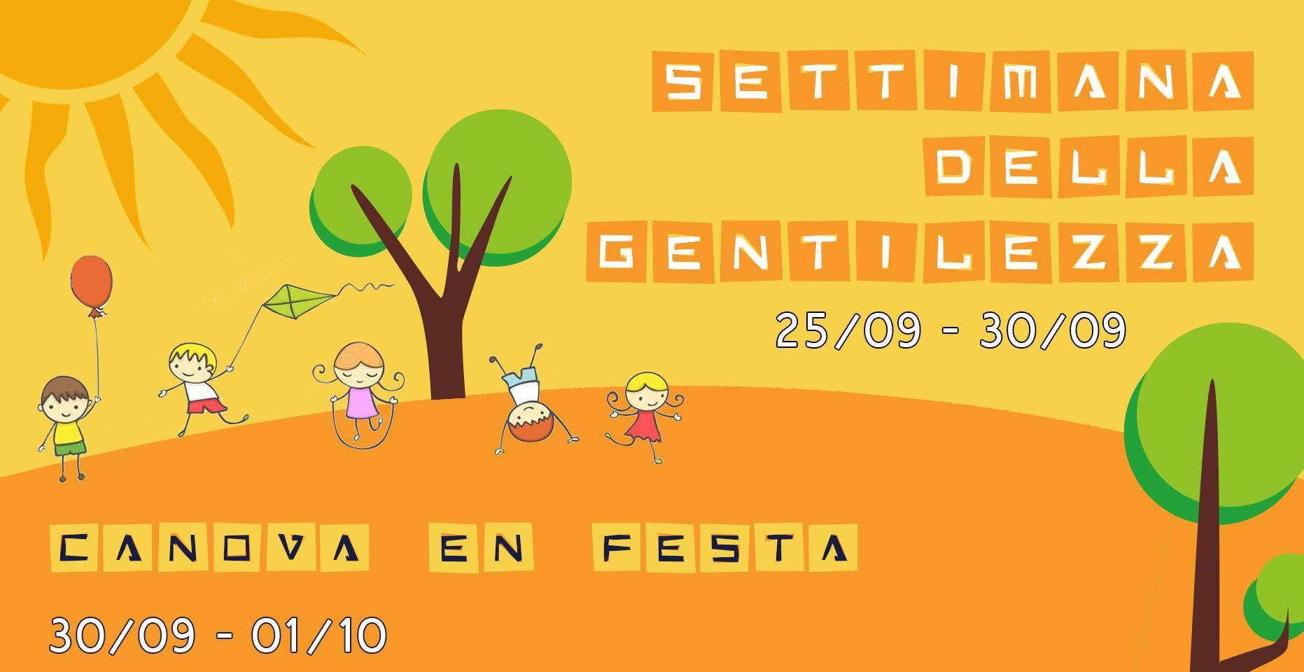 Banner Settimana della Gentilezza 2017