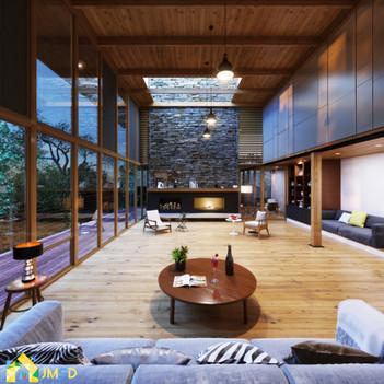 3D Architectural Visualization Studio