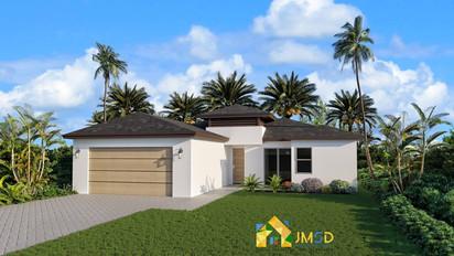 Residential Rendering Naples Florida