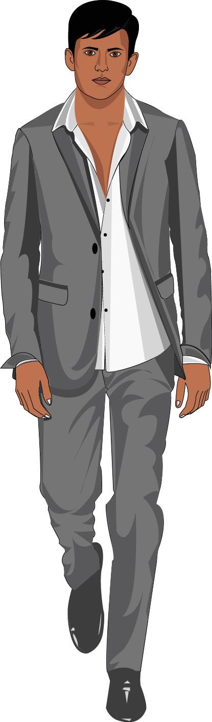 amar patel 3d character model