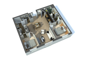 Availed for Architectural 3D Floor Plan Design Rendering Services