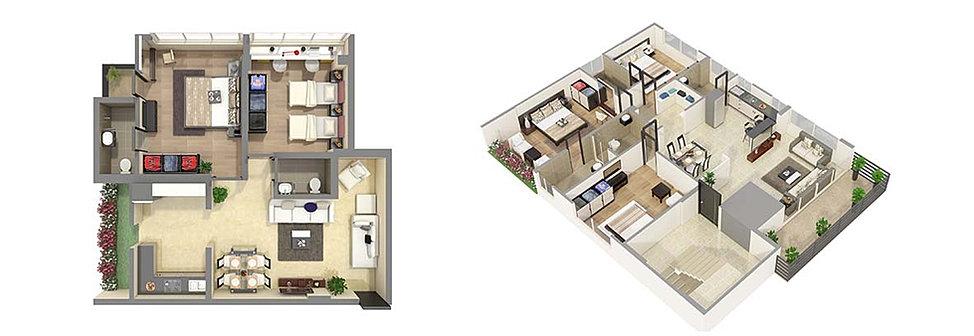 Floor Plan Design Architectural Floor Plan 3d Floor Plan