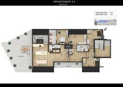 2D Floor Plan Rendering with Photoshop Australi