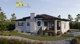 3D House Rendering Services Colorado Springs Colorado