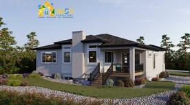 3D House Rendering Services Colorado