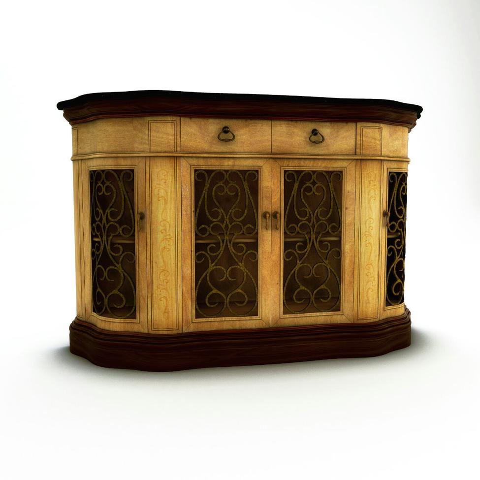 3D Furniture Modeling Rendering