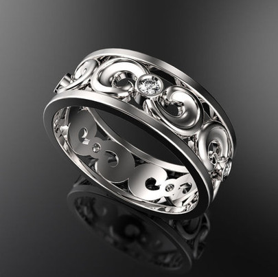 Jewellery endering