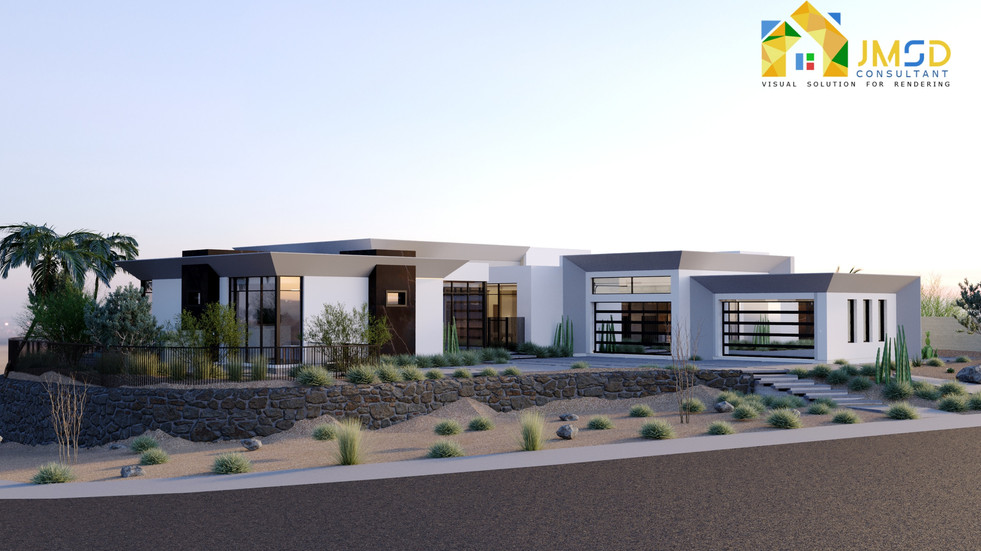 Architectural 3D Rendering Services Buffalo New York