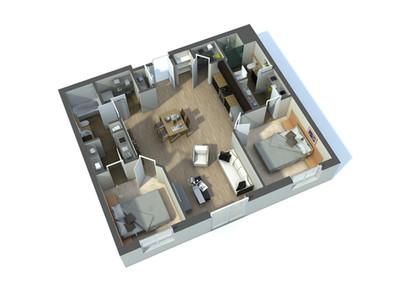 3D Floor Plan Design Servies