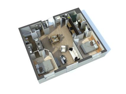 3D Floor Plan Services Australia