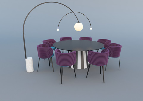 3D Furniture Rendering Services