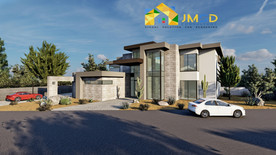 Residential Home Rendering Henderson Nevada
